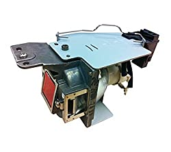 Mx711 Benq Projector Lamp Replacement Projector Lamp Assembly With Genuine Original Philips Uhp Bulb Inside