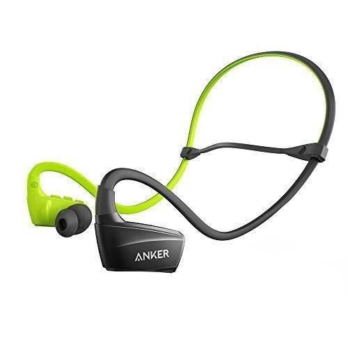 Anker SoundBuds Bluetooth Sweatproof Headphones