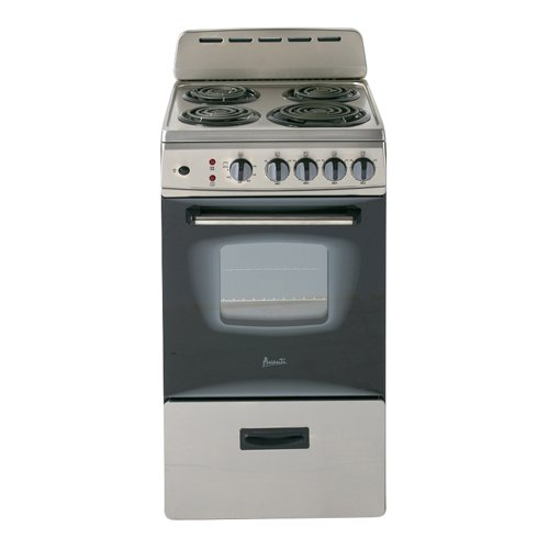 Avanti ER20P3SG Freestanding Electric Stainless