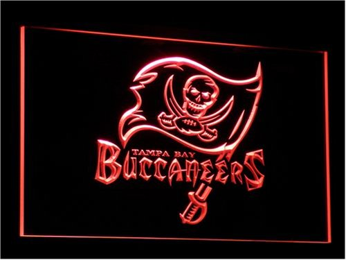 - Tampa Bay Buccaneers NFL Football Neon Light Sign