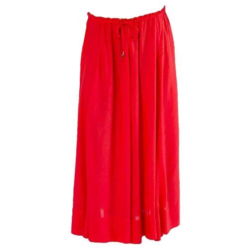 Billabong Womens Fancy Lady Skirt, Bikini Red, Small by Billabong (Image #1)