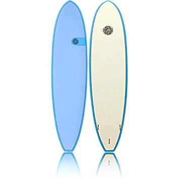 Tabla De Surf Longboard Cortez Fun 7´04´´