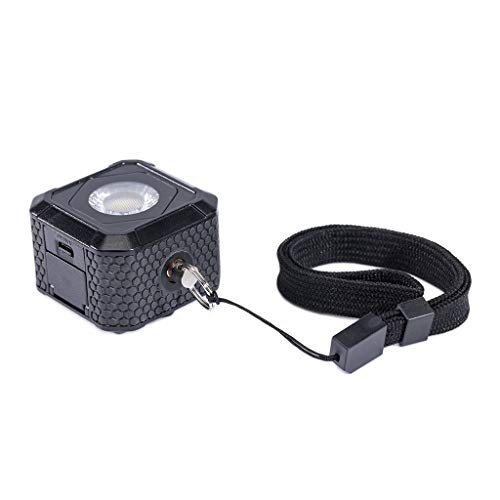 Lume Cube AIR Waterproof Compact LED Light for Photo, Video, GoPro, Smartphones + Metal Locking Foot & Cleaning Cloth Kit by LUME CUBE (Image #5)