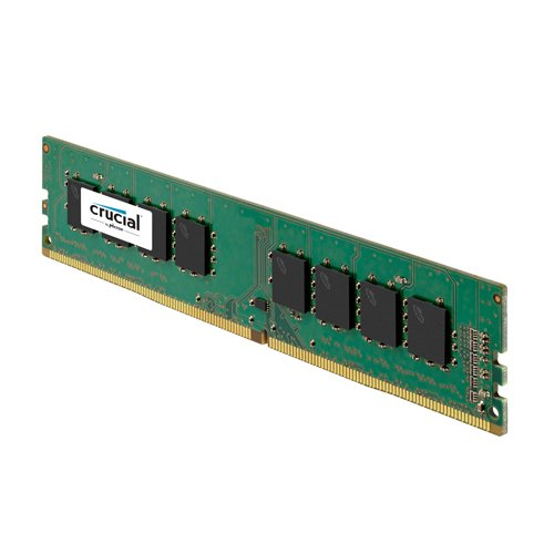 Crucial 8 GB DDR4 2133 UDIMM Unbuffered DIMM 288-Pin Desktop Memory (CT8G4DFD8213)