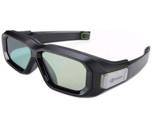 NVIDIA Corp 942-11431-0003-001 3D Vision 2 extra glasses (942-11431-0003-001) by NVIDIA