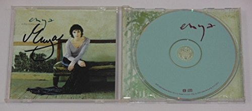 Enya Brennan A Day Without Rain Beautiful Signed Autographed Music Cd Compact Disc Loa