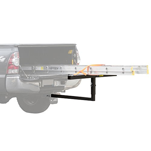 Bed Extender Ramp (Rage Powersports TBE-48 Truck Bed Extender (36' Pickup for 2' Class III/IV Receivers))