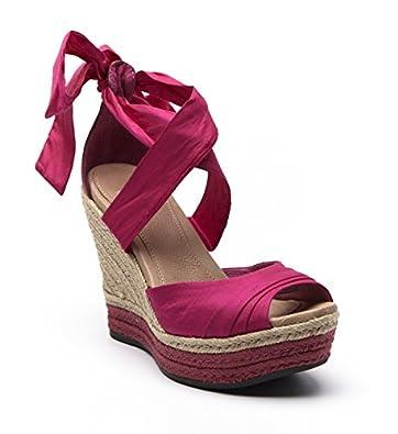 huge discount 18419 30f2f Ugg – Sandale Ugg Luciana – Damen, Pink - Pink - Rosa ...