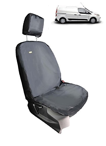 HDD Custom Fit Connect 2014 Drivers Seat Cover BLACK 781