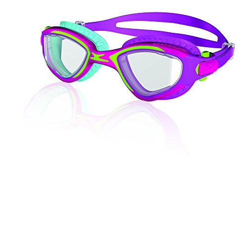 Speedo Junior MDR 2.4 Goggles, Pinkberry, One - Kids 696
