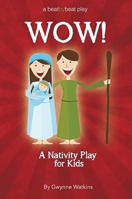 Short Christmas Play.Wow A Christmas Nativity Play Script For Kids Gwynne