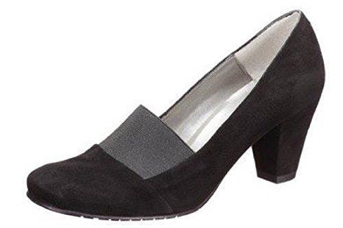 Charisma Women's Pumps Court Shoes Black q5kgRS8JN
