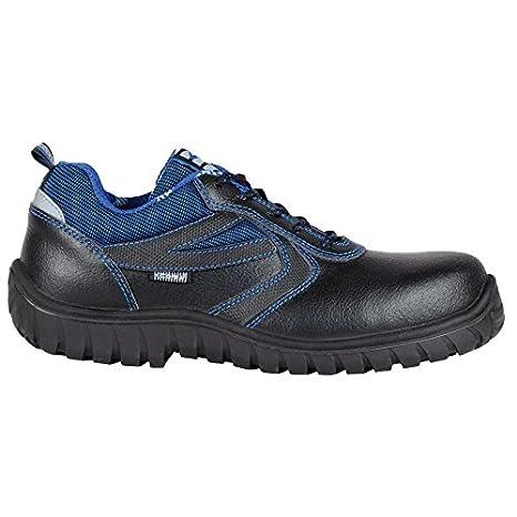 d0f9f6ca Cofra Rudder S3 SRC par de zapatos de seguridad talla 46 NEGRO: Amazon.es:  Bricolaje y herramientas