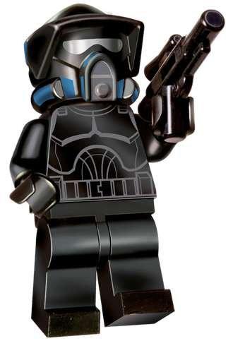 LEGO Star Wars Exclusive Mini Figure Set #2856197 Shadow ARF Trooper Bagged