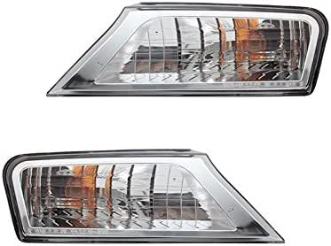 OE Replacement Parking//Side Marker Light Assembly JEEP LIBERTY 2008-2012 Partslink CH2520145