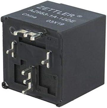 AZ983-1A-12DE Relay electromagnetic SPST-NO Ucoil 12VDC 80A Automotive ZETTLER