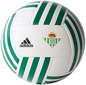 adidas Sev Glide Balón, Unisex Adulto, Blanco/Verde, 5: Amazon.es ...