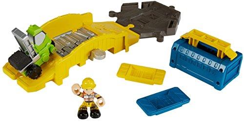 Fisher-Price Bob the Builder, Mash & Mold Bridge Builder Playset