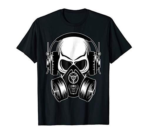 - MUSIC SKULL GAS MASK