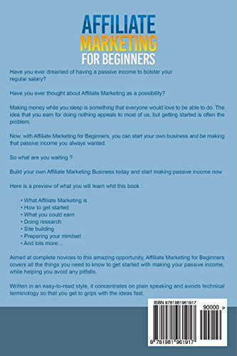 Affiliate-Marketing-Learn-How-to-Build-Your-Own-Affiliate-Marketing-Business-and-Start-Making-Passive-Income-Today-Make-Money-Online-Volume-2
