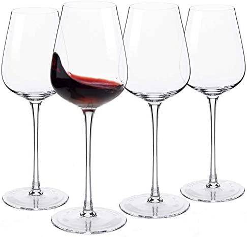 Blown Italian Style Crystal Glasses product image
