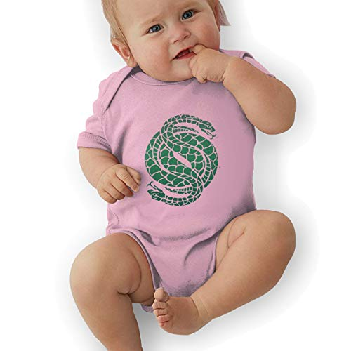 Baby Clothes, Des-Tiny 2 Gambit Logo Baby Boys' Cotton Bodysuit Baby Clothes Pink]()