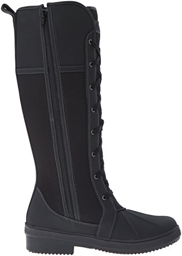 sale footaction Clarks Women's Carima Pluma Snow Boot Black Combo popular cheap price best cheap online discount view free shipping supply 8gvgNTIh1R