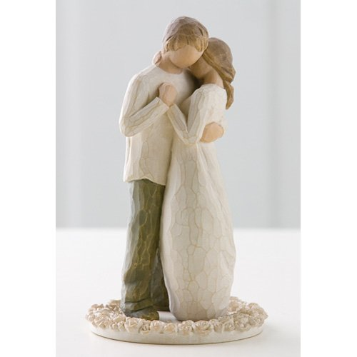 - Willow Tree - Promise Figurine Cake Topper