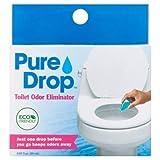 Pure Drop Toilet Odor Eliminator, 0.67 Fl Oz, Pack of 3