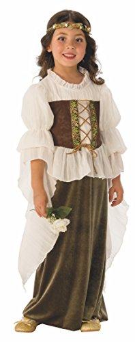 Rubie's Woodland Girl Child's Costume, Small -