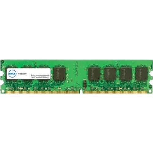 Dell 8GB DDR4 SDRAM Memory Module - 8 GB (1 x 8 GB) - DDR4 SDRAM - 2666 MHz DDR4-2666/PC4-21300 - 1.20 V - Non-ECC - Unbuffered - 288-pin - DIMM