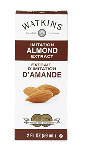 Watkins All Natural Extract, Pure Almond, 2 Ounce (Packaging may vary)