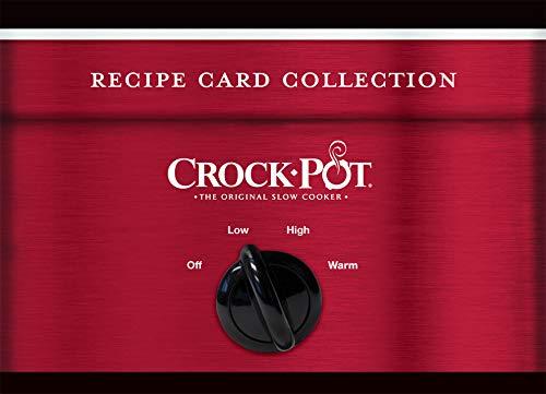 Crock-Pot Recipe Card Collection Tin