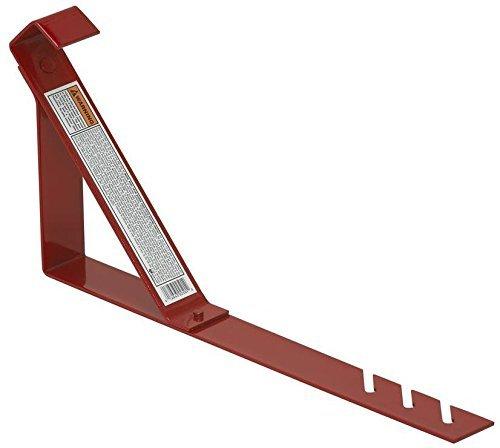 (Qual-Craft Fixed Roof Bracket Metal 8 ' Osha 180 Lb Heavy Duty 45 Deg by Qual-Craft)