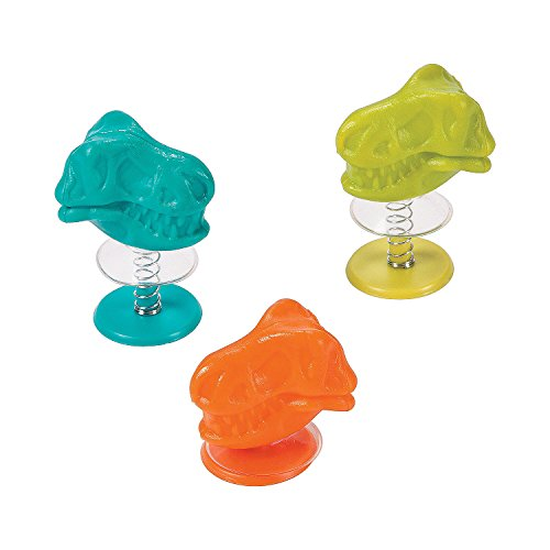Fun Express - Dino Dig PoP-Ups for Birthday - Toys - Character Toys - Poppers & Pop - Ups - Birthday - 12 ()