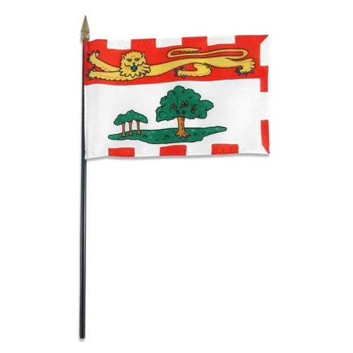 - Online Stores Prince Edward Island flag 4 x 6 inch