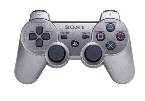 Cheap PlayStation 3 DualShock 3 wireless controller – Metallic Grey