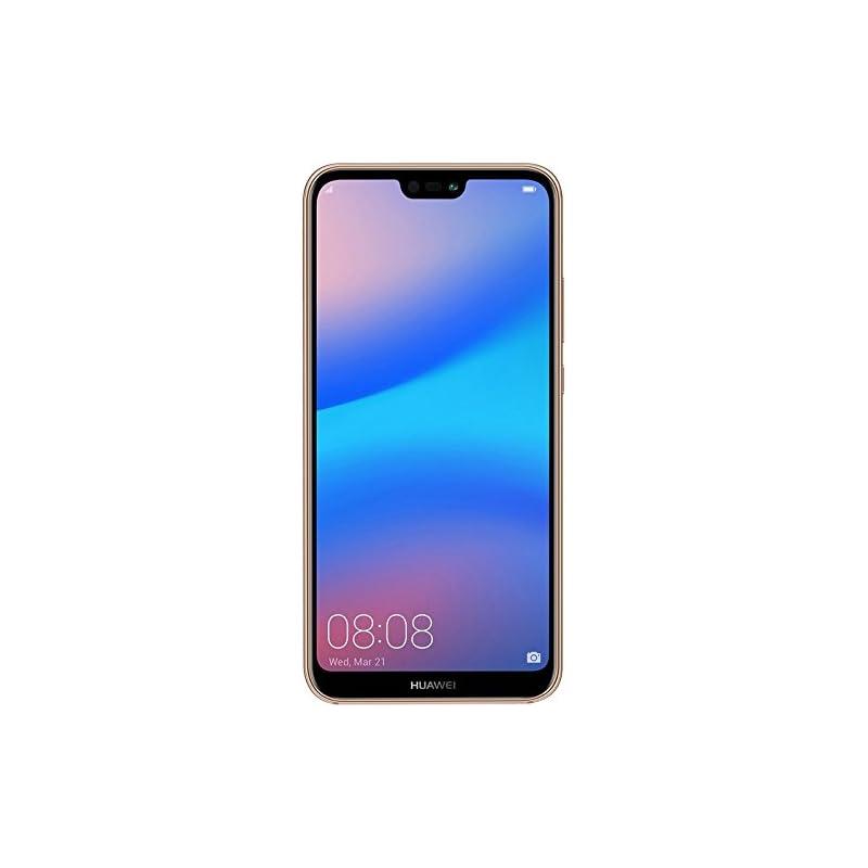 Huawei P20 Lite ANE-LX3, 32GB Factory Unlocked DUAL SIM (International Model) (Sakura Pink)