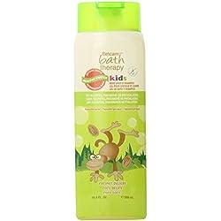Belcam Bath Therapy Kid's Body Wash and Shampoo, Coconut Delight, 16.9 fl.oz.