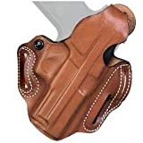 Desantis Thumb Break Scabbard Holster fits 4-Inch Ruger GP100