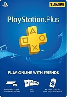 Amazon.com: Sony PS Plus 12Mes tarjeta de ...