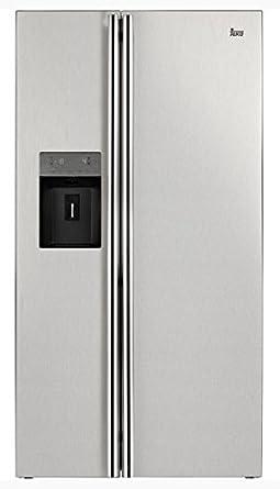 Teka NFE3 650 X Independiente A+ Acero inoxidable nevera puerta lado a lado - Frigorífico side