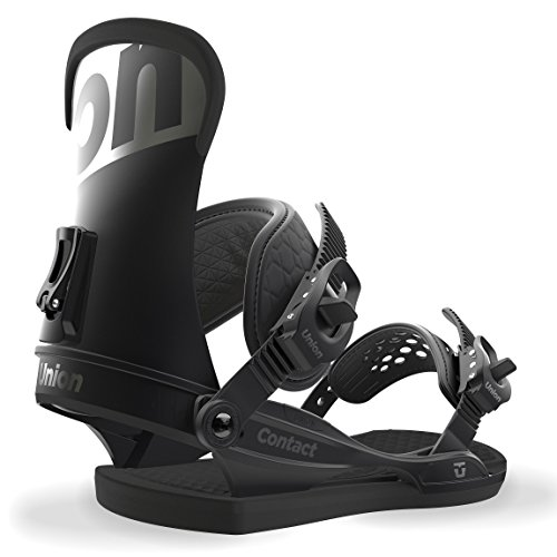 Union Binding Co - Mens Contact Bindings 2018, Black, L by Union Binding