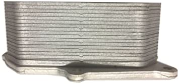 New Engine Oil Cooler Thermo Cooling for SAAB 9-5 Cadillac SRX 12572837