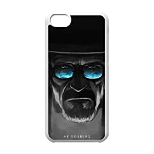 Cool Painting Breaking Bad Original New Print DIY Phone Case for Iphone 5C,personalized case cover case320256