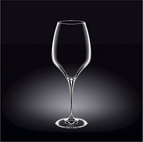 Wilmax 888044 800 ml Wine Glass Set of 244; Pack of 12 by Wilmax