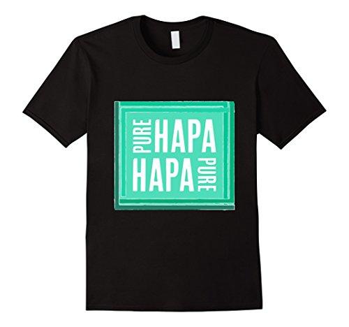 Pure Hapa T Shirt - Hapa Fashion