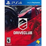 The Excellent Quality Drive Club PS4
