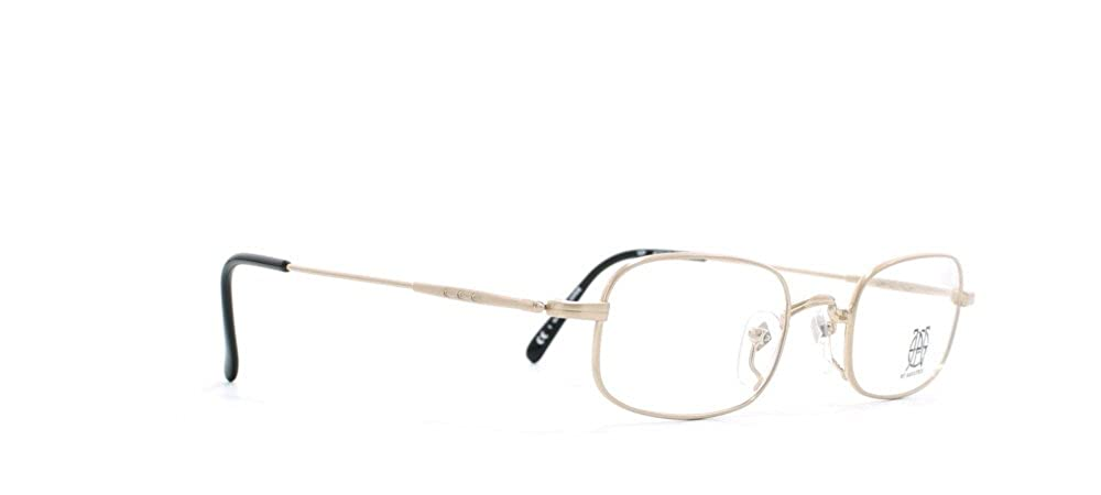 Jean Paul Gaultier 57 0015 1 Gold Authentic Men Women Vintage Eyeglasses Frame