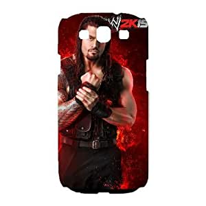 Samsung Galaxy S3 I9300 Phone Cases White WWE FXC549375